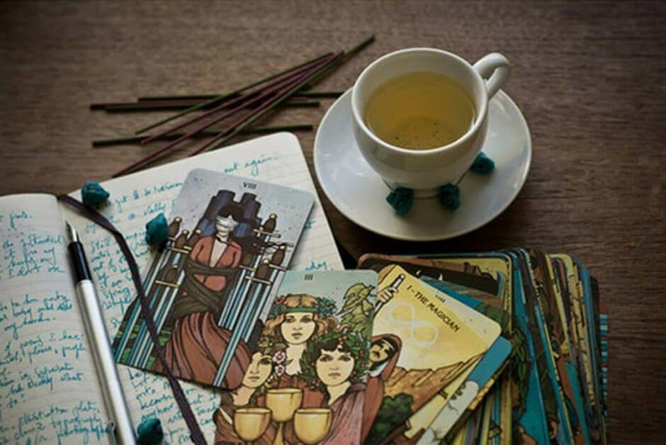 Katrina Lunden's Tarot cards