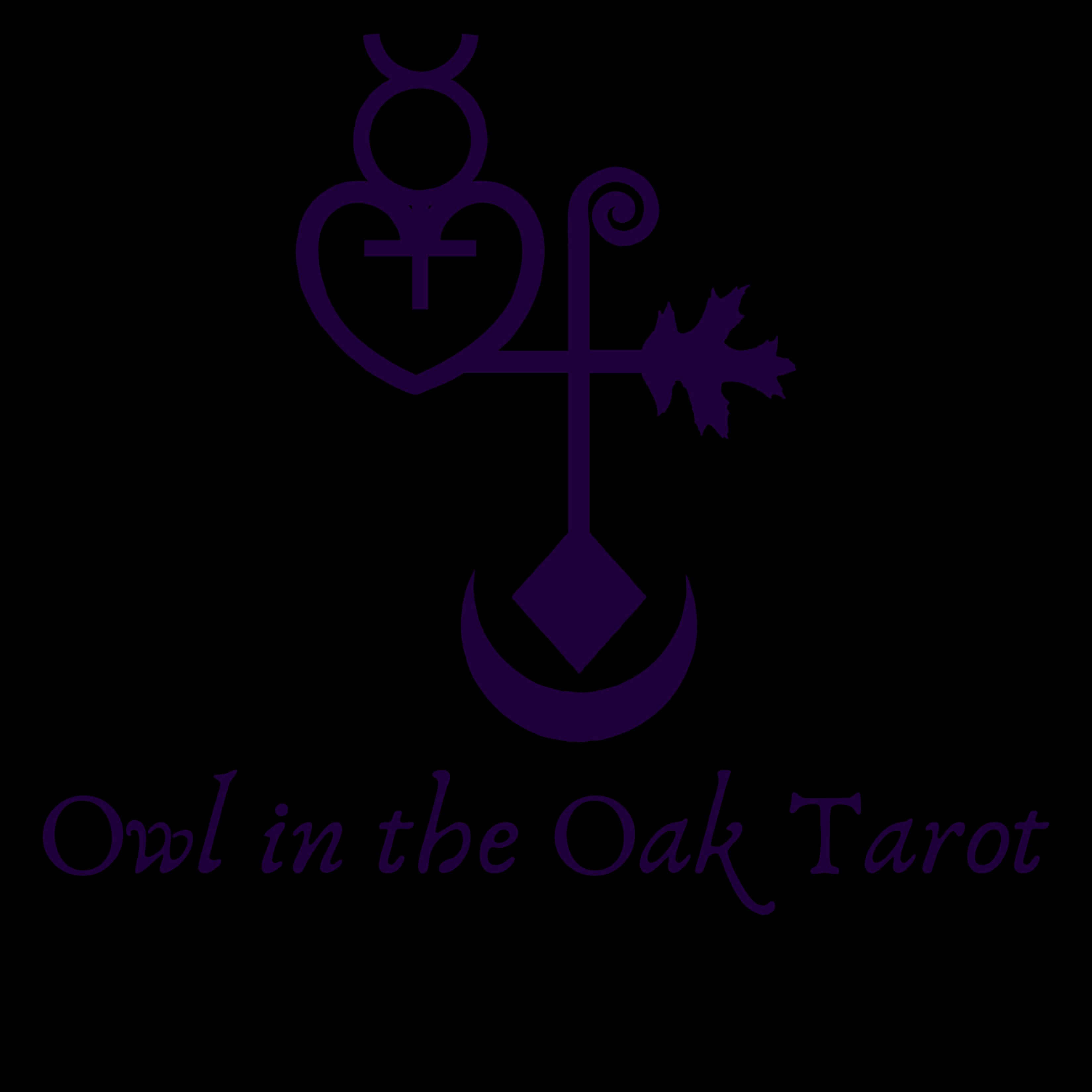Owl in the Oak Tarot