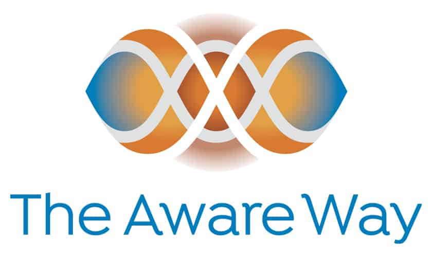 logo for The Aware Way
