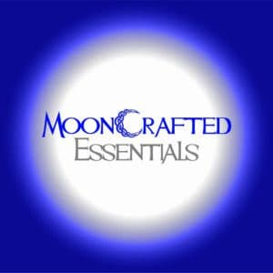 logo for MoonCrafted Essentials